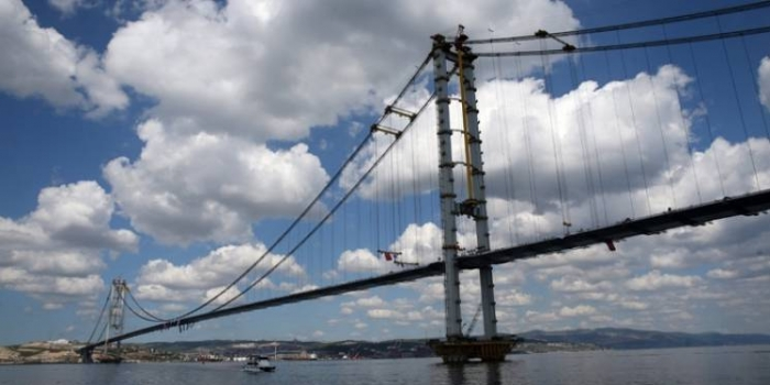Osman Gazi Köprüsü 15 gün sonra açılıyor