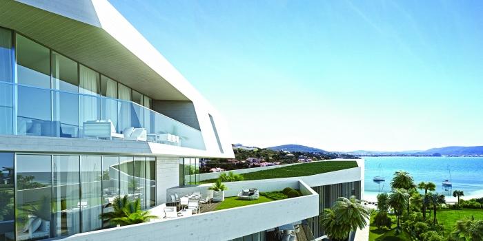 Folkart'tan Çeşme'ye 250 milyon liralık 2 proje