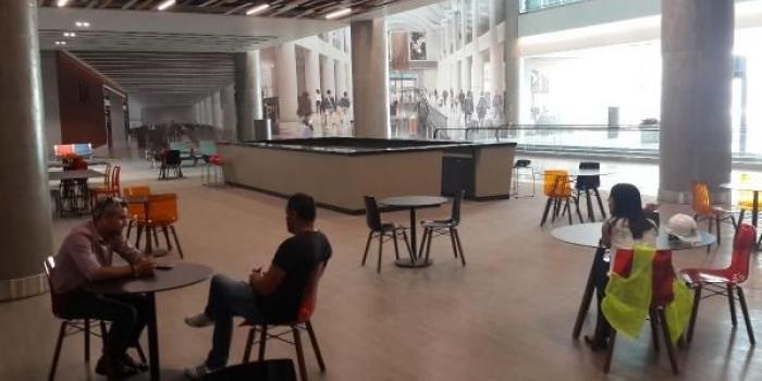 3. havalimanında ilk yolcu salonu tamamlandı