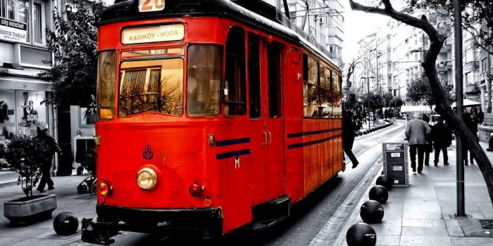 Esenler nostaljik tramvay