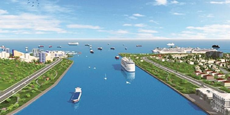 Kanal İstanbul projesinde detaylar belli olmaya başladı