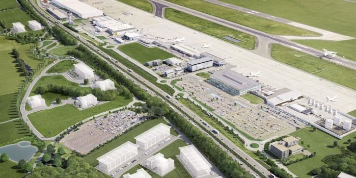 3. Havalimanı ile prim yapan ilçeler