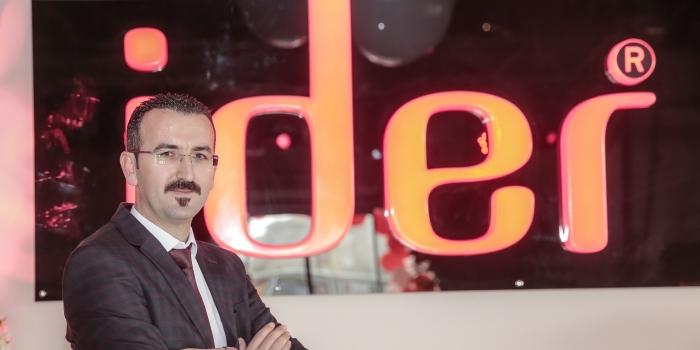 İder Mobilya'dan İzmir'e yeni mağaza