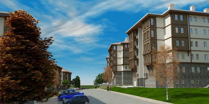 TOKİ'den Safranbolu'ya 579 konutluk proje