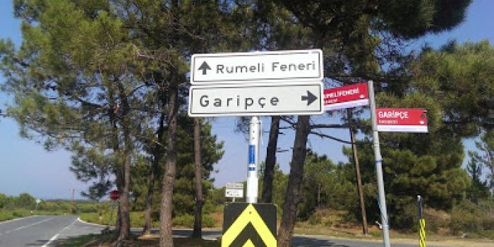İstanbul'da bir garip köy: Garipçe