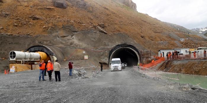 Ovit Tüneli'nde son durum
