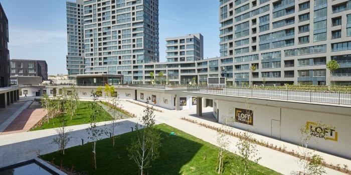 İncek Loft ticari alanları kira tekliflerine açıldı