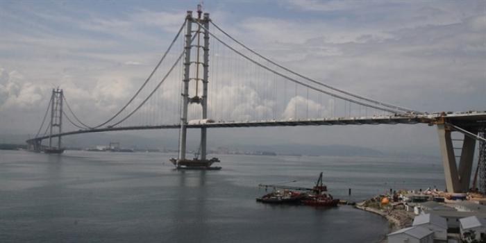 İstanbul-İzmir Otoyolu'nun yüzde 64'ü tamamlandı