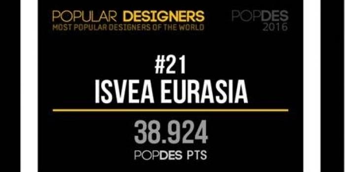 İtalyan Isvea, POPDES listesinde 21. sırada
