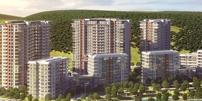 Vadistanbul Park fiyatları 1 milyon 187 bin 200 TL'den başlıyor