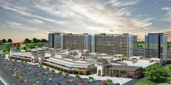 Otonomi'de Otel ve AVM yapımına başlanıyor