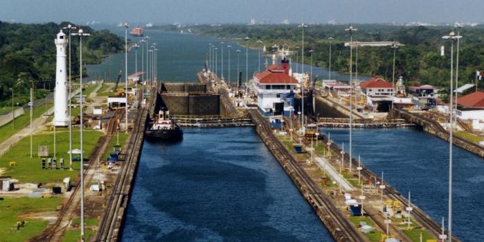 İstanbul'dan Panama'ya, Kanal nasıl yapılır gezisi