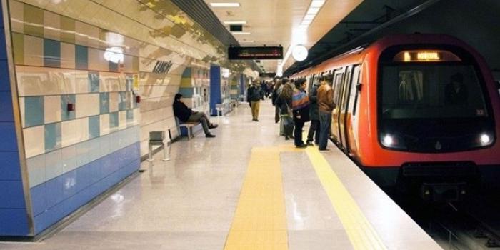 Kabataş Beşiktaş Mecidiyeköy Mahmutbey metro hattı durakları