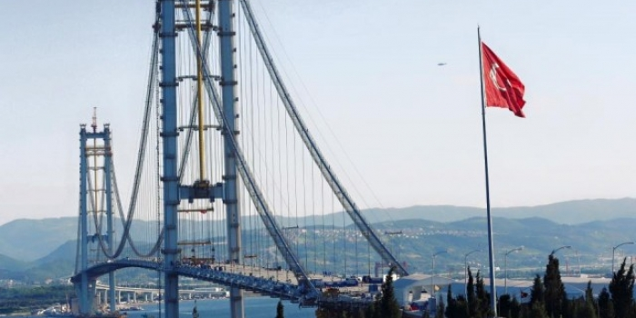 Osmangazi Köprüsü'nün açılışına son 3 gün!