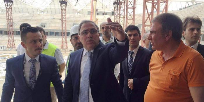 TOKİ Başkanı'ndan Trabzon Stadyumu açıklaması