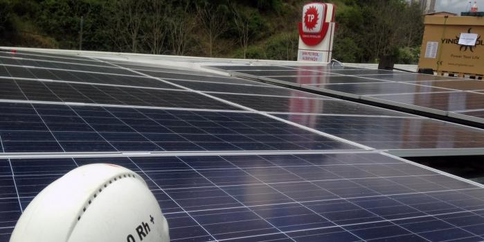 Türkiye Petrolleri'nin tercihi: Yingli Solar