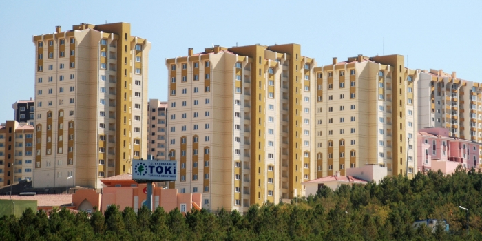Zonguldak Devrek Çaydeğirmeni Toki Evleri