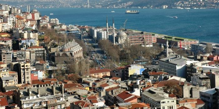 Beyoğlu'nun 6 mahallesinde Riskli Alan kararı