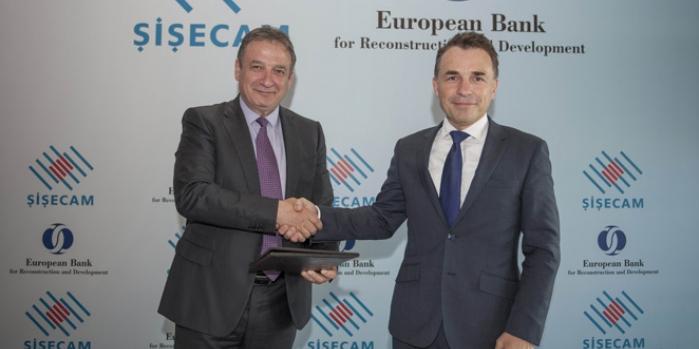 Şişecam ve EBRD'den dönüşüm mutabakatı