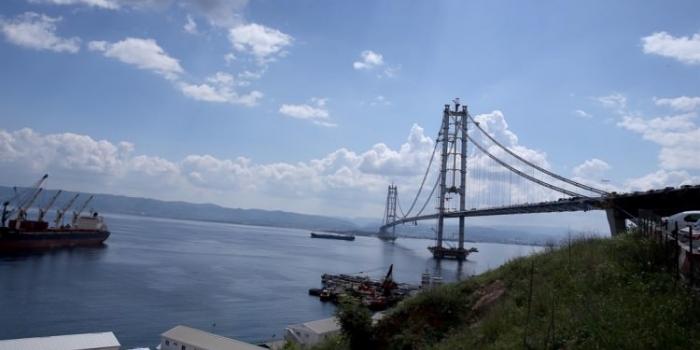 Osmangazi köprüsü açılışı