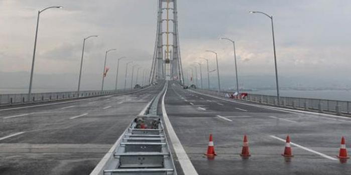Osmangazi Köprüsü ücretleri için indirim sinyali