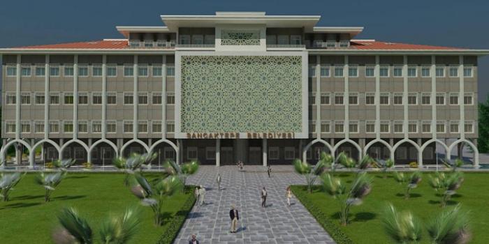 Sancaktepe belediye binası