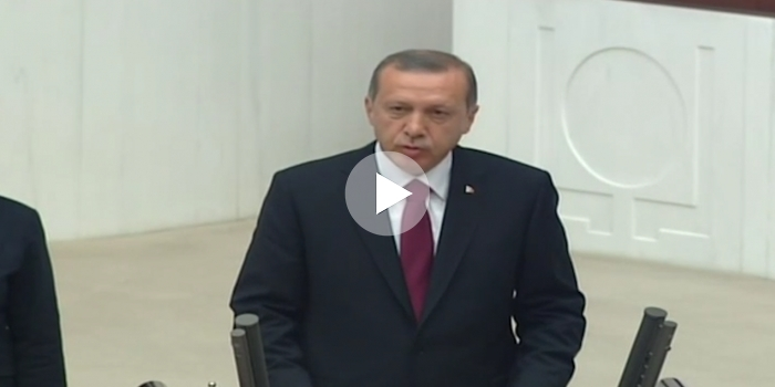Erdoğan'dan 'ucube inşaatlar' yorumu