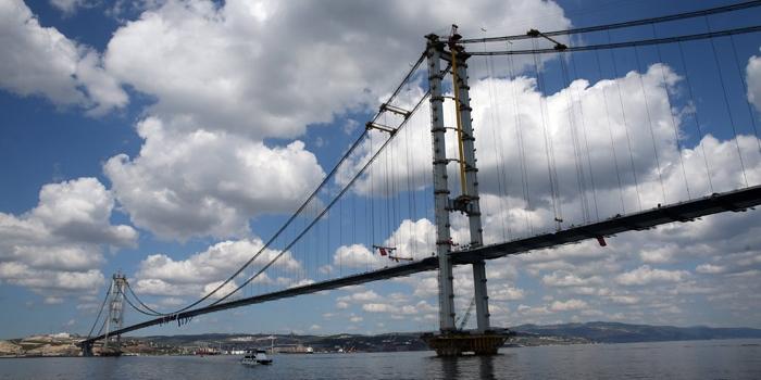 Osman Gazi Köprüsü'nden geçiş 10 gün ücretsiz