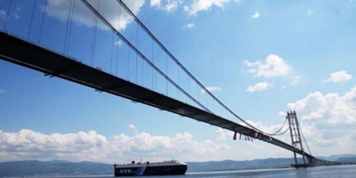 Körfez geçiş köprüsü ücreti
