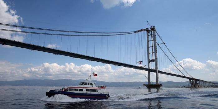 İstanbul-İzmir arası 78 kilometre kısaldı