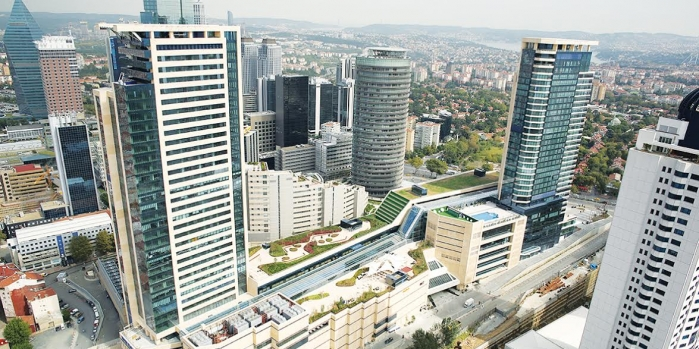 ÖzdilekPark İstanbul'un seçimi Baumit oldu