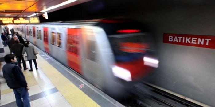 Ankara metro hattı