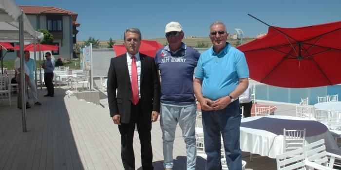 Golfkent'in yeni projesi: Parlamenter Kent