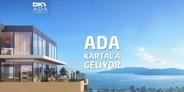 DKY Ada Kartal'da lansman öncesi satışlar başladı