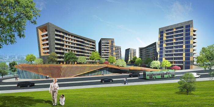 Selçuklu Vadi projesine Tago Architects imzası