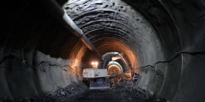 Türkiye'nin en uzun demiryolu projesinde çalışmalar devam ediyor