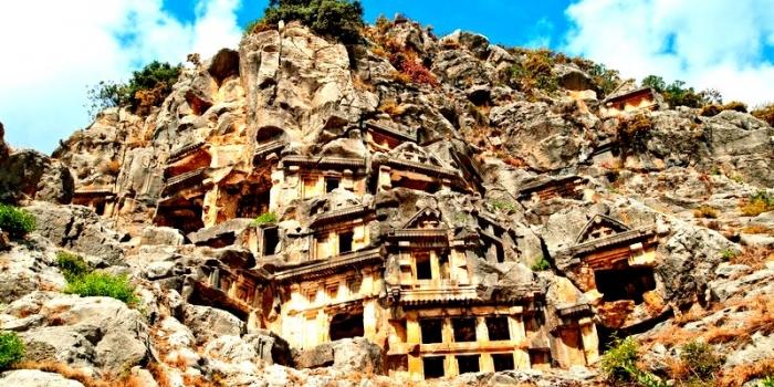 Türkiye'nin en güzel antik kentleri
