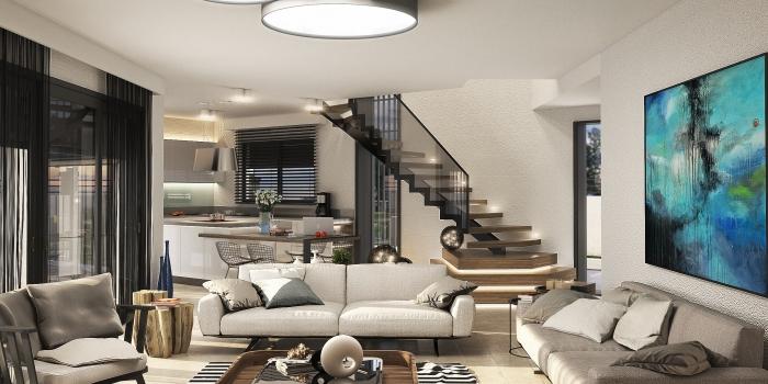 Verano Şantiye'yi RSG İç Mimarlık tasarladı