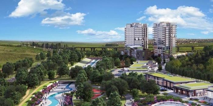 Bahçeşehir Park teslimleri 2017 yılında!