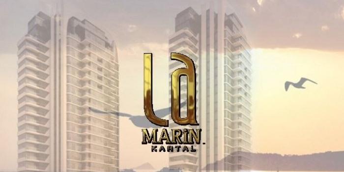 La Marin Kartal'da yükseliyor