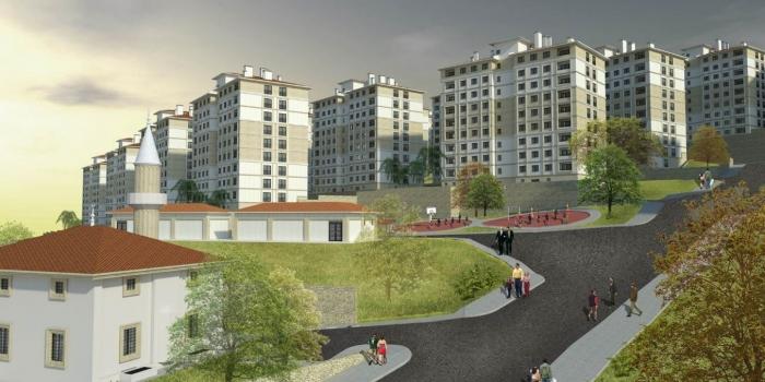 TOKİ İskenderun'a 1.053 konutluk yeni yaşam alanı yapacak