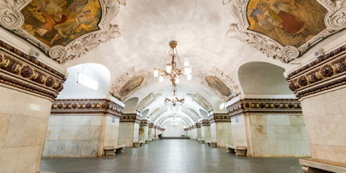 Dünyanın en iyi 7 metro istasyonu