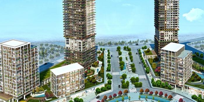 Adım İstanbul daire fiyatları 432 bin TL'den başlıyor!