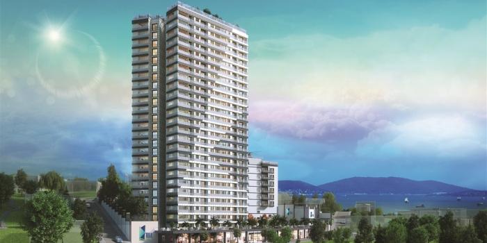 Hill Kartal'da 2+1 daireler 427 bin TL'den başlıyor