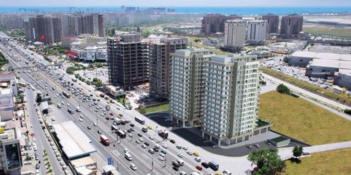 Route İstanbul projesi Ataköy'de yükseliyor