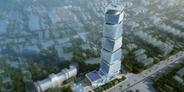 Tekfen'den Azerbaycan'a bir simge bina daha