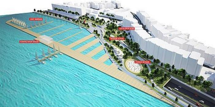 İzmir'e 15 Temmuz Demokrasi Meydanı