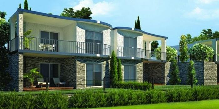 Seba Manolya Evleri Bodrum'da hayata geçiyor