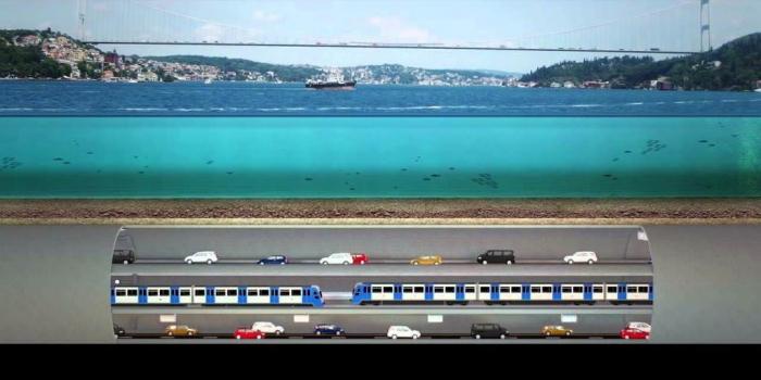 3 Katlı Büyük İstanbul Tüneli start alıyor
