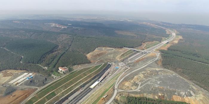 3. Köprü ve Havalimanı için 9 milyon ağaç dikilecek